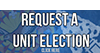Request a Unit Election Icon